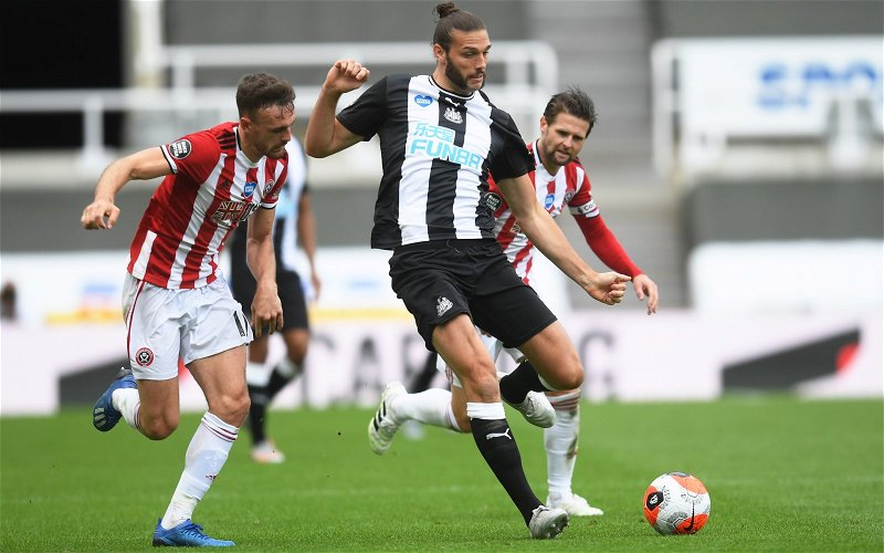 Image for Exclusive: Ex-Newcastle star thinks Andy Carroll could be a menace at Sheffield United
