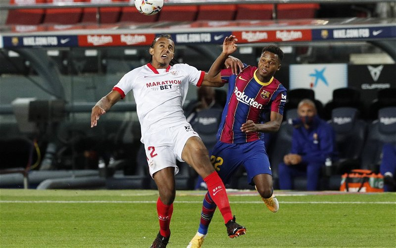Image for La Liga journalist says Tottenham likely to be priced out of deal to sign Jules Kounde