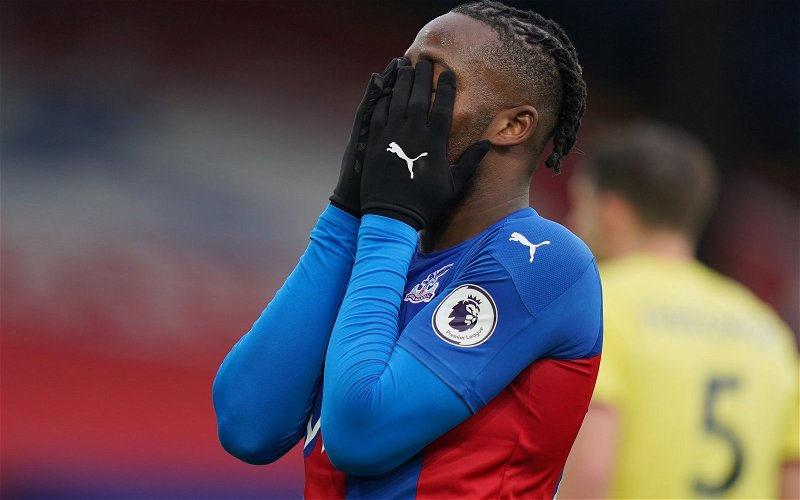 Image for Matt Woosnam doubts Michy Batshuayi will return to Crystal Palace