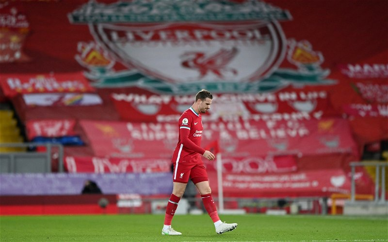 Image for Exclusive: Dean Windass doesn't see Jordan Henderson's long term future at Liverpool