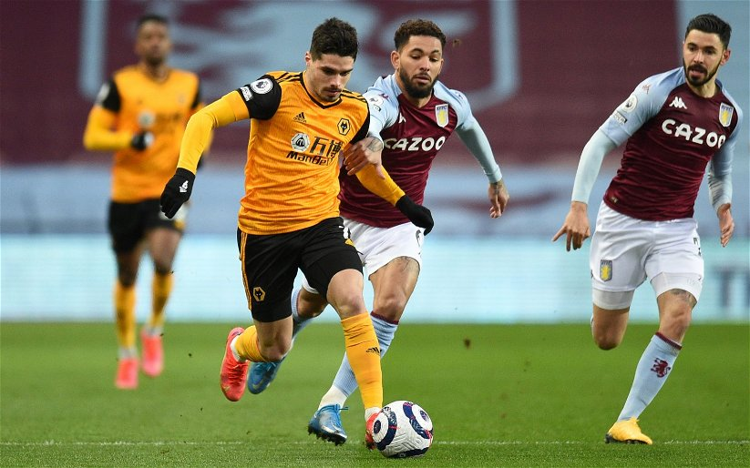 Image for Journalist says Nuno could be interested in signing Pedro Neto from Wolves