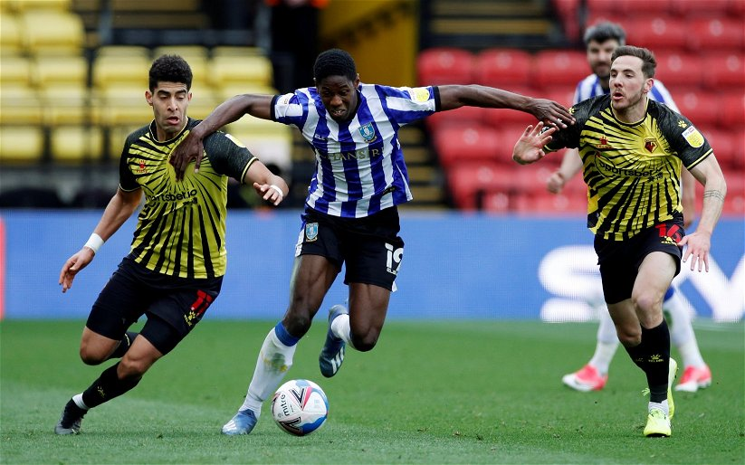 Image for Sheffield Wednesday: Fans react to Urhoghide update