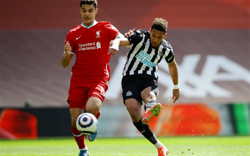 Image for Michael Bridge says Ozan Kabak remains a centre-back option for Crystal Palace