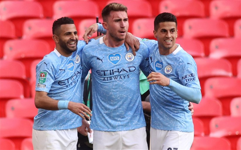 Image for Exclusive: Pundit believes Laporte leaving Manchester City was always a no-go