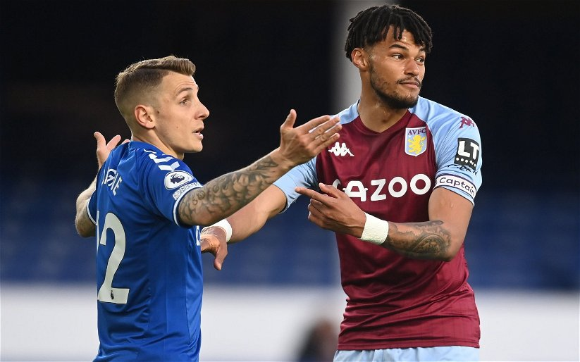 Image for Exclusive: Marcus Bent rules out Everton making move for Aston Villa's Tyrone Mings