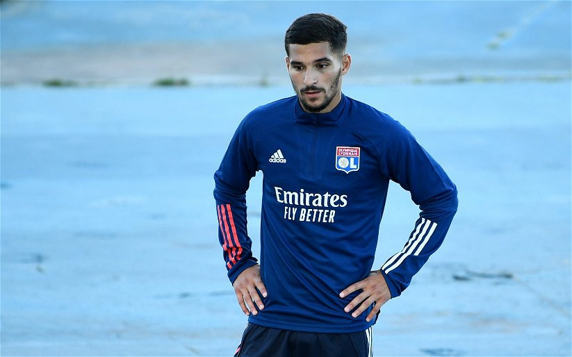 Image for Exclusive: Graham Roberts tells Tottenham to avoid Houssem Aouar at all costs