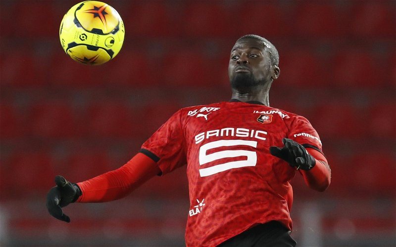Image for Ligue 1 expert says M'Baye Niang could be a great signing for Celtic