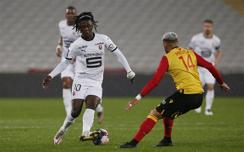 """Image for Exclusive: Ligue 1 expert says Man Utd have a """"golden opportunity"""" to sign Camavinga"""