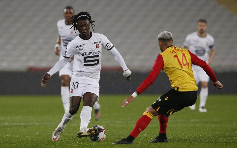 Image for Exclusive: Ligue 1 expert says Camavinga can replace Pogba at Manchester United