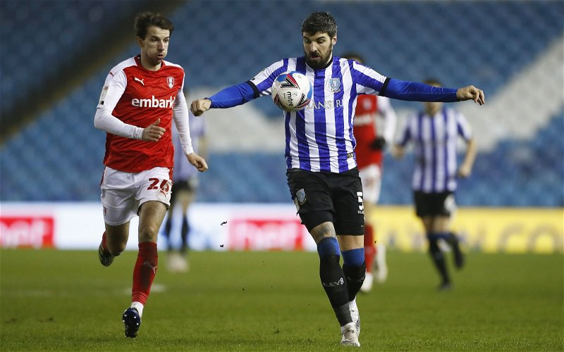 Image for Sheffield Wednesday: Fans react to Callum Paterson footage