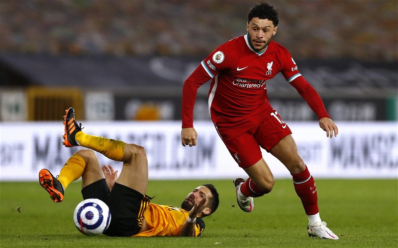 Image for Jemson: Liverpool star Oxlade-Chamberlain is a great player