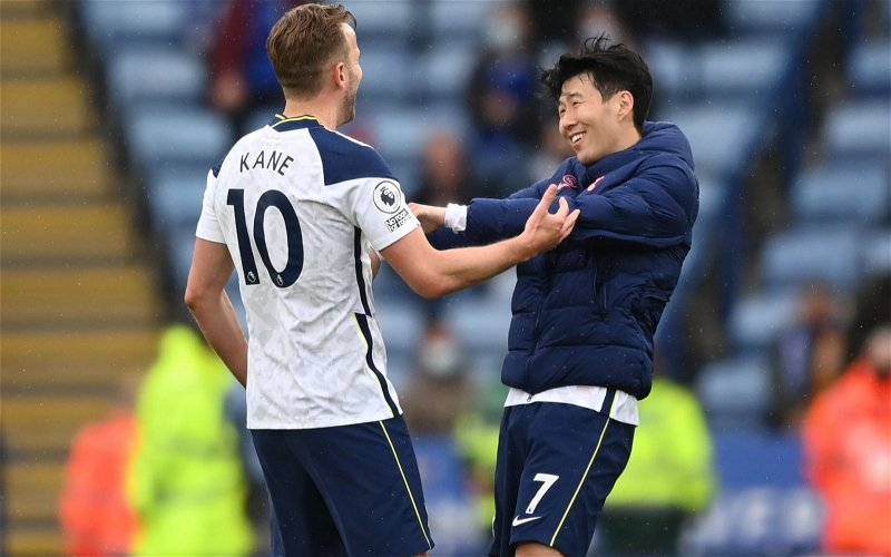 Image for Exclusive: Graham Roberts says Tottenham could sell anyone except Son or Kane