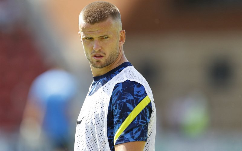Image for Exclusive: Graham Roberts thought Eric Dier would have joined Jose Mourinho at Roma