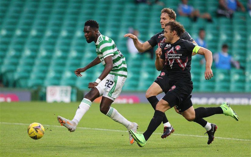 Image for Exclusive: Carlton Palmer thinks Saints should be targeting Celtic's Odsonne Edouard