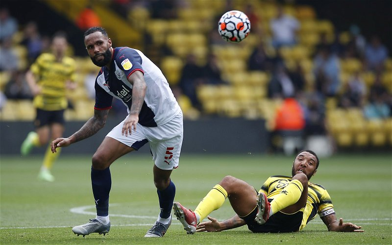 Image for West Brom journalist thinks Kyle Bartley would have been difficult to replace