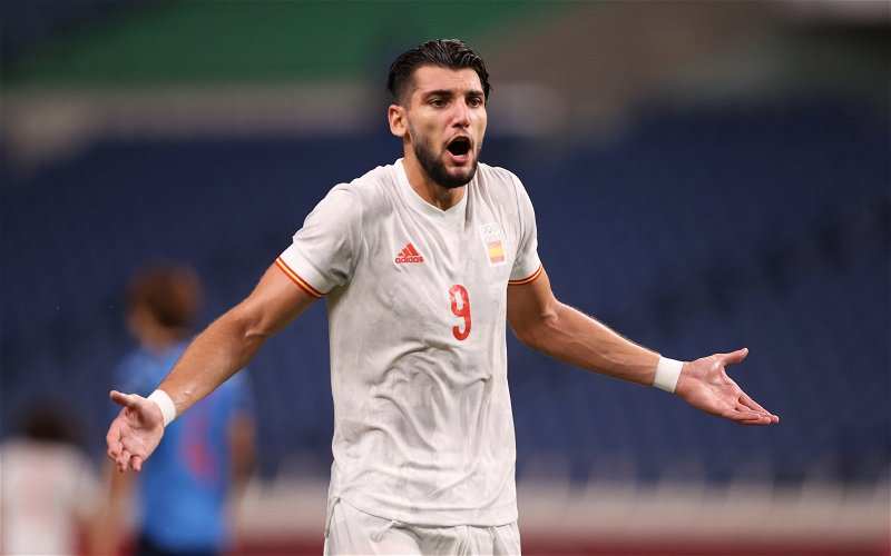 """Image for Journalist thinks Rafa Mir sale could be a """"fantastic bit of business"""" by Wolves"""