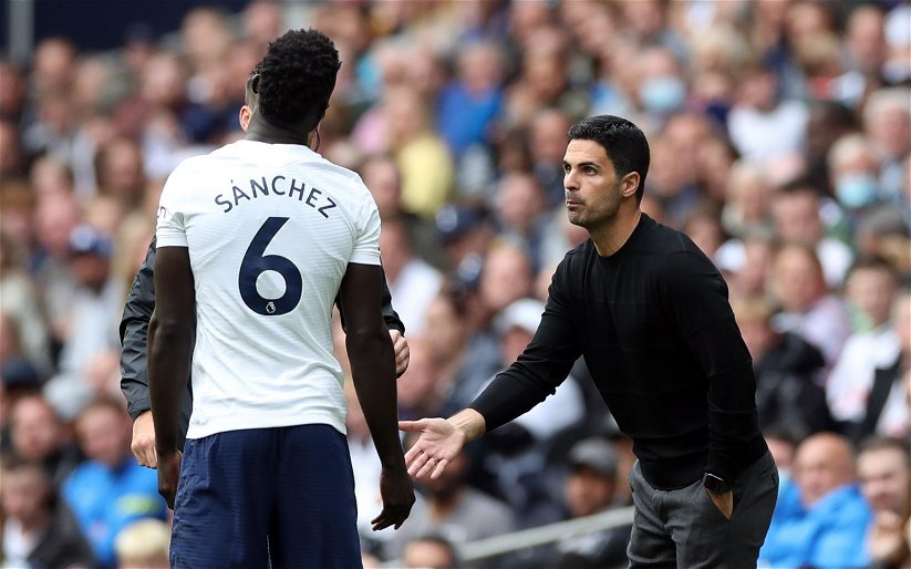 Image for Michael Bridge says Tottenham are prepared to cash-in on Davinson Sanchez