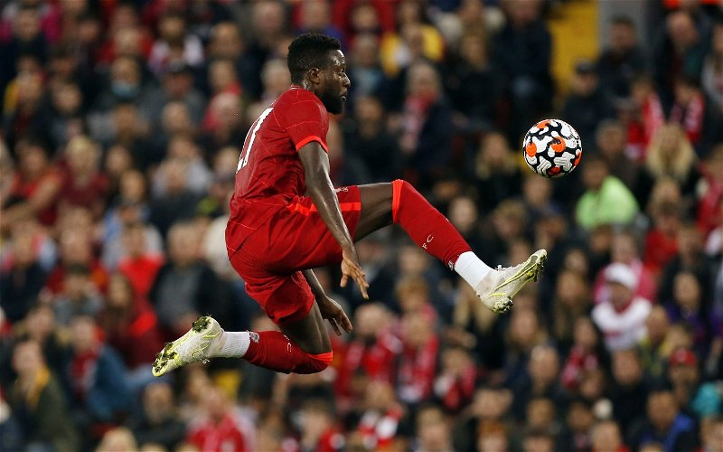 Image for French football expert says Divock Origi would be a great signing for Wolves