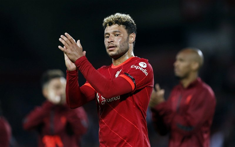 Image for Journalist rules out Southampton making move to re-sign Alex Oxlade-Chamberlain