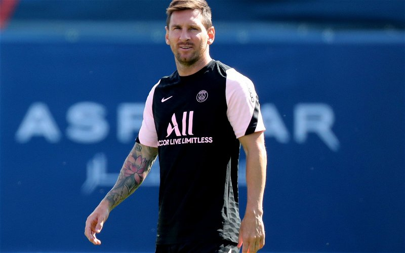 Image for Exclusive: Ligue 1 expert says Man City weren't interested in Messi amid Kane chase