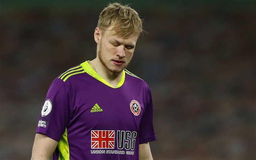 Image for Sheffield United: Fans react to Aaron Ramsdale news