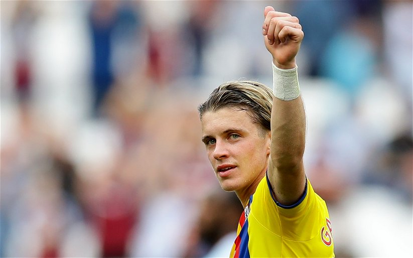 Image for Crystal Palace: Sky Sports journalist praises Conor Gallagher