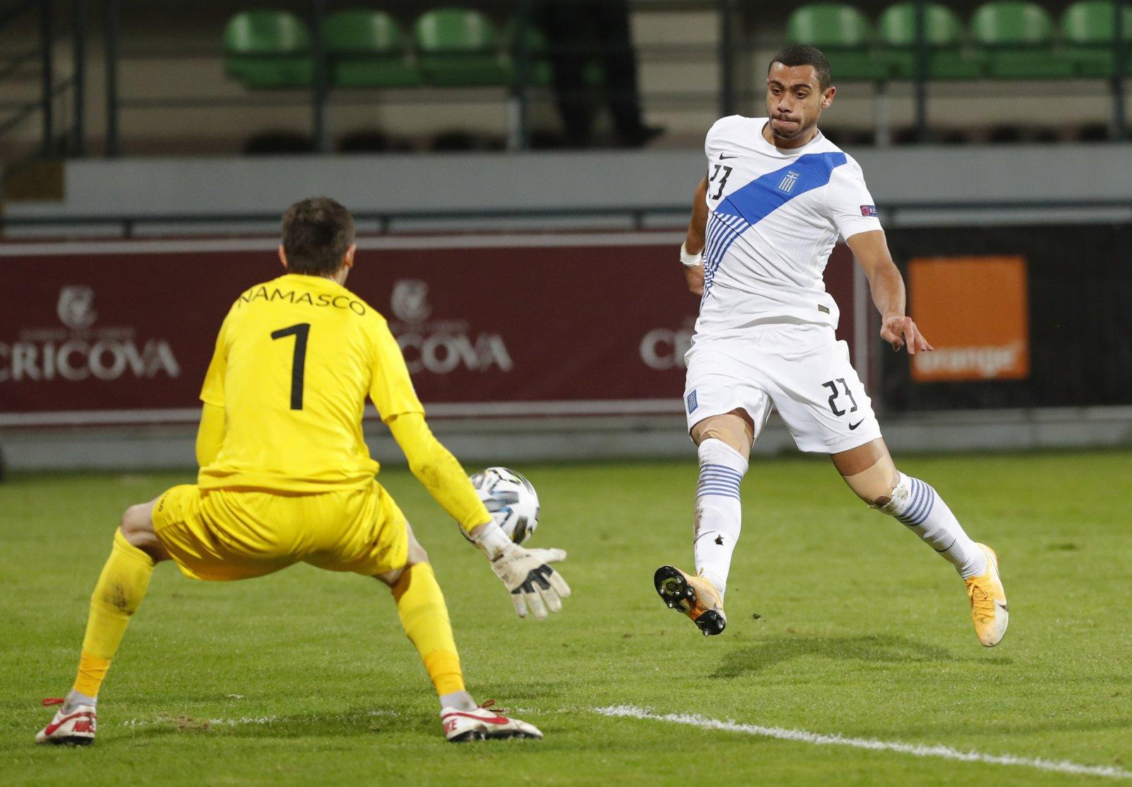Image for Celtic: Fans react to claims surrounding Georgios Giakoumakis