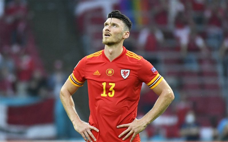 Image for Wolves: Liam Keen discusses failed Kieffer Moore transfer