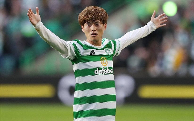 Image for Celtic: Fans gush as Kyogo video emerges