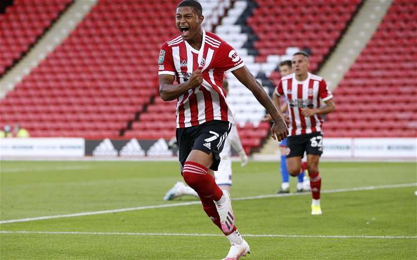 Image for Sheffield United: Many fans fume over Rhian Brewster transfer claim