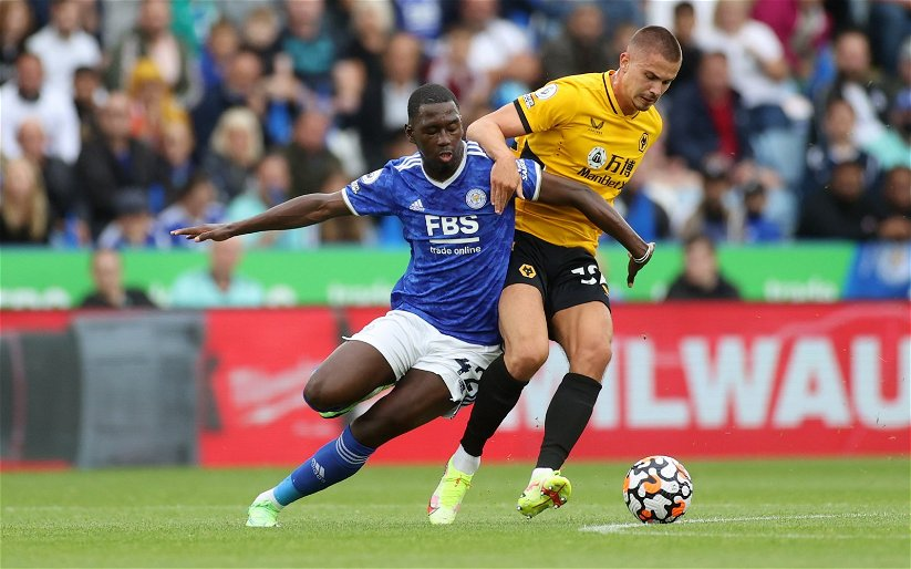 Image for Exclusive: Howey confident Soumare is good enough to succeed Ndidi at Leicester