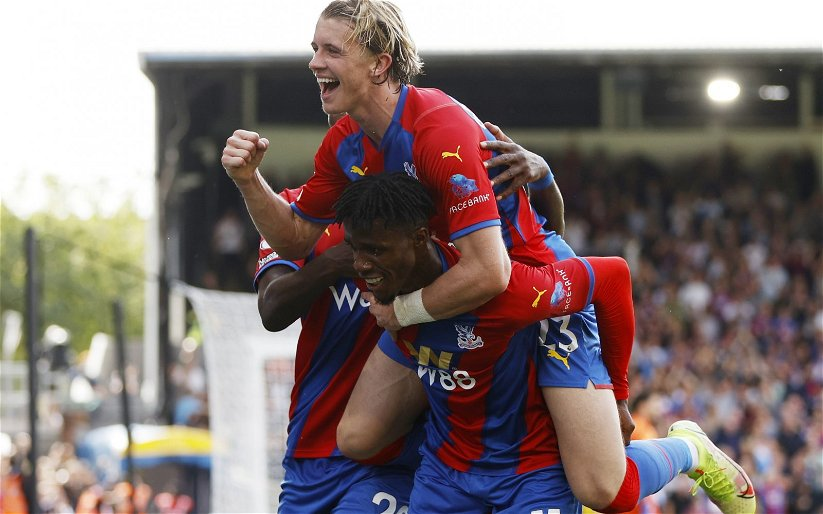 Image for Crystal Palace: Sky Sports journalist discusses Conor Gallagher's future