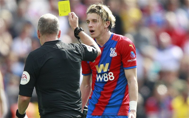 Image for Crystal Palace: Dan Cook discusses the future of Conor Gallagher