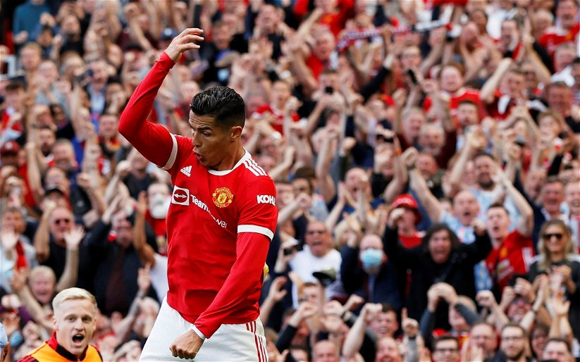 Image for Manchester United: Rio Ferdinand claims Ronaldo signing may hold club back