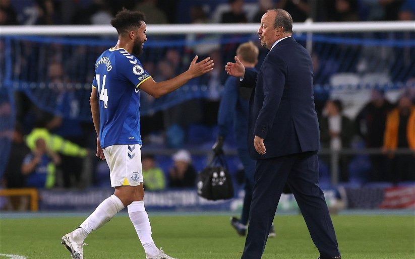 Image for Exclusive: Palmer believes that Everton player Andros Townsend is underrated