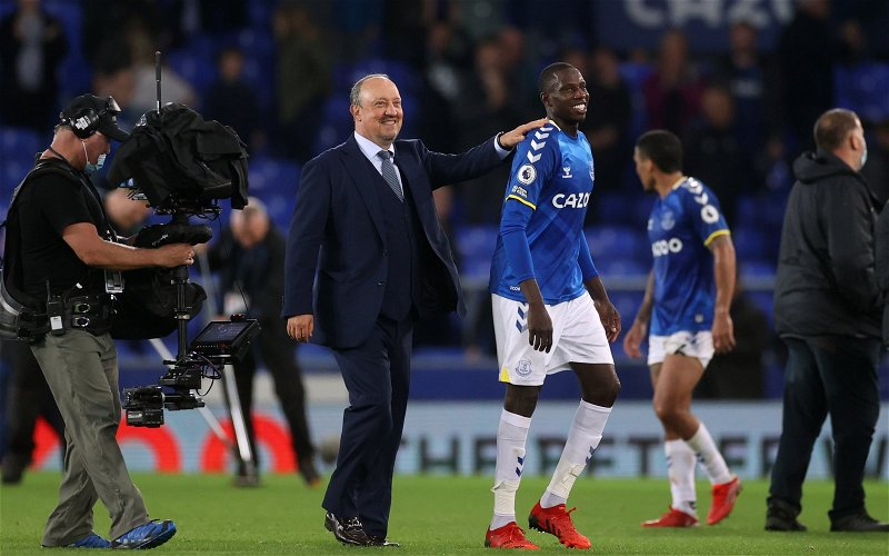 Image for Everton: Presenter claims signings are needed in January