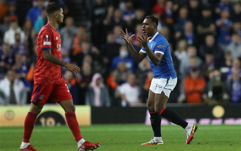 Image for Exclusive: Ex-Rangers star sends Alfredo Morelos exit warning