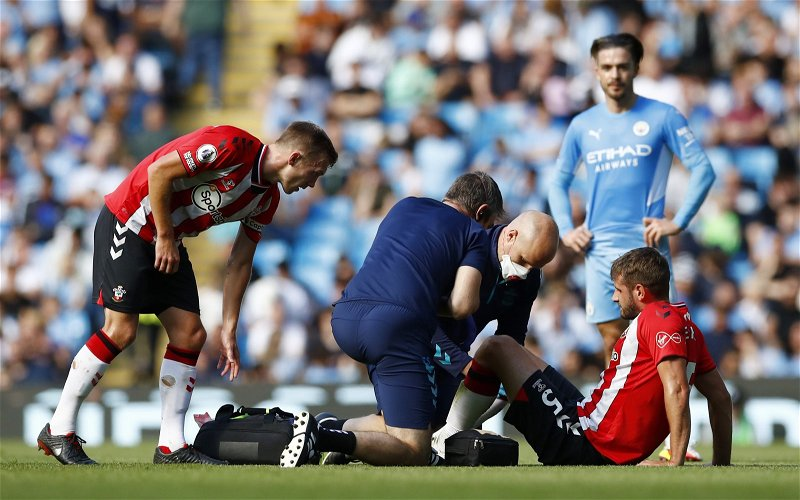 Image for Exclusive: Palmer says Southampton in tough position after Stephens injury
