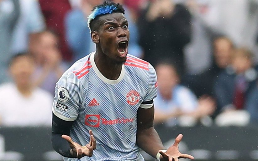 Image for Manchester United: Fabrizio Romano claims Paul Pogba 'happy' but still may not sign contract