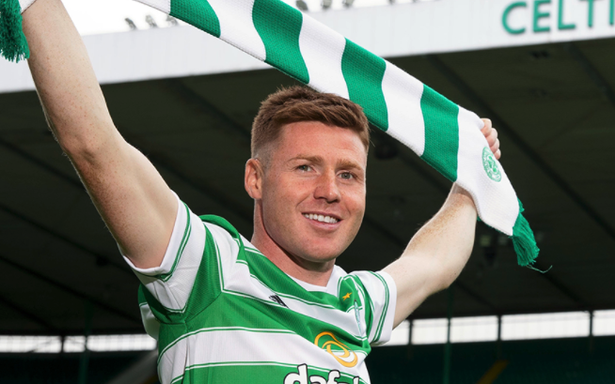 Image for Celtic: Fans react to James McCarthy absence