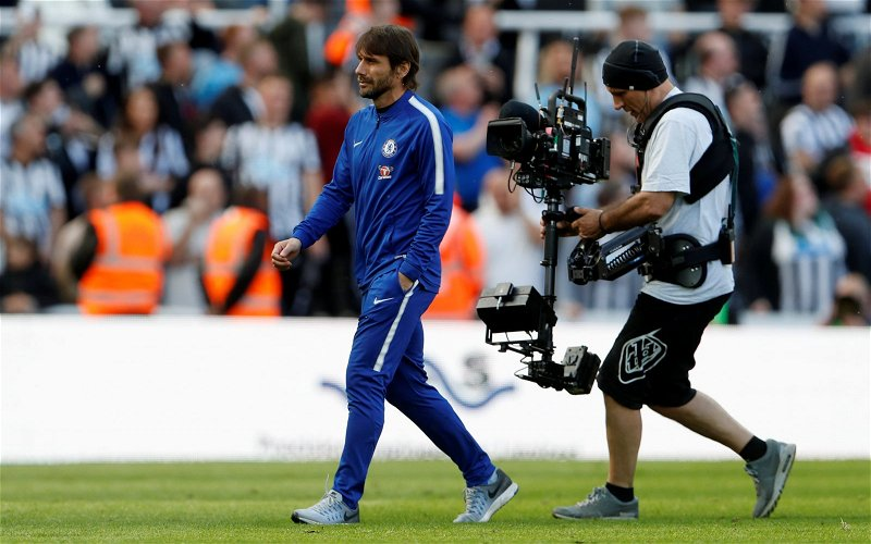 Image for Exclusive: Pundit convinced Newcastle will want a manager like Antonio Conte