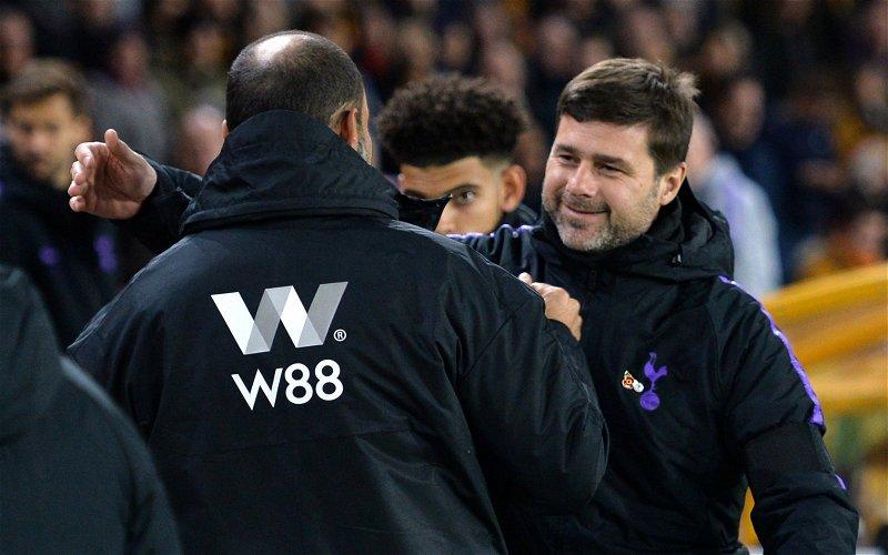 Image for Exclusive: Tottenham icon thinks Nuno's position next season depends on Pochettino