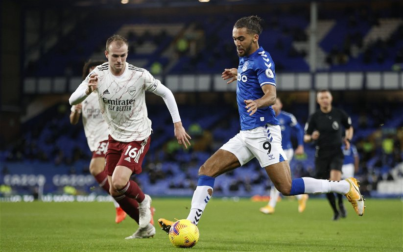 Image for Exclusive: Pundit says there's no chance of Everton selling Calvert-Lewin to Arsenal