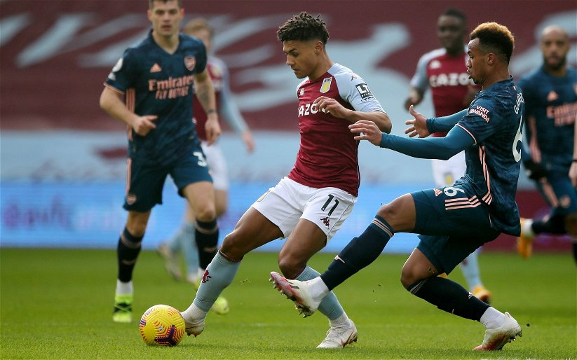 Image for Exclusive: Pundit thinks supporting Arsenal would influence Aston Villa's Ollie Watkins