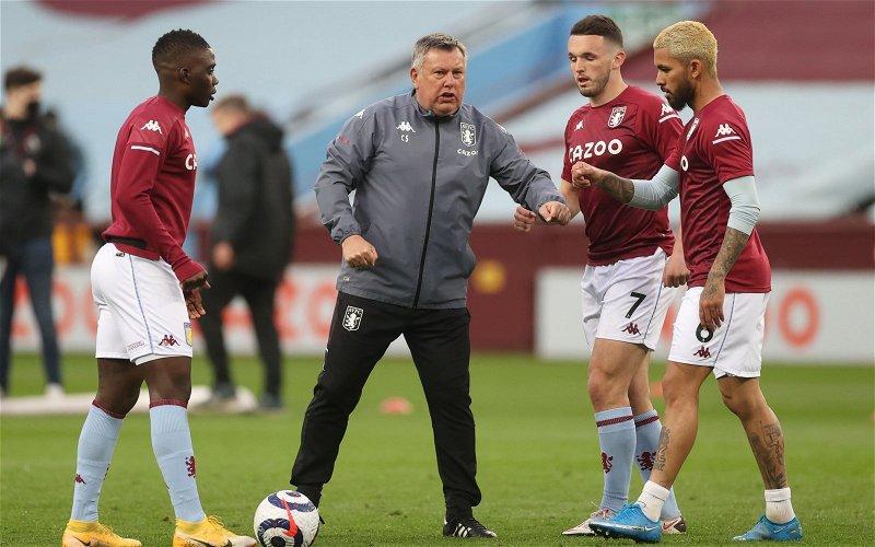 Image for Exclusive: Pundit hails Craig Shakespeare's impact at Aston Villa