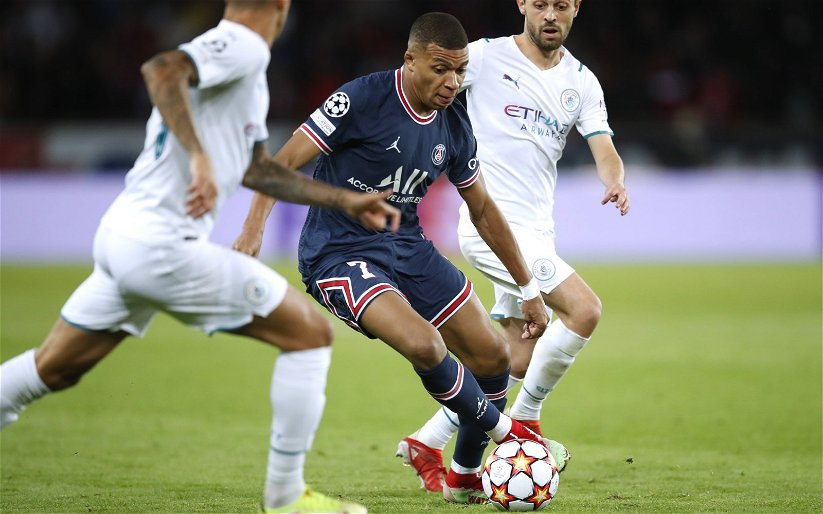 Image for Exclusive: Pundit thinks Mbappe makes more sense than Kane for Manchester City