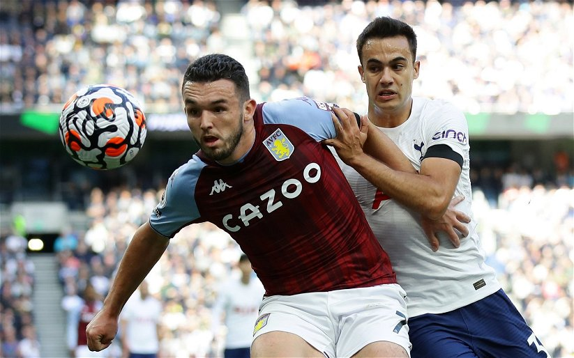 Image for Exclusive: Pundit wants to see John McGinn score more goals for Aston Villa