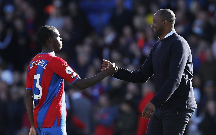 Image for Exclusive: Marcus Bent convinced Patrick Vieira has a vision for Crystal Palace