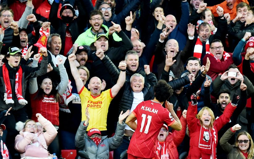 Image for Exclusive: Pundit in awe of Mohamed Salah after latest Liverpool heroics