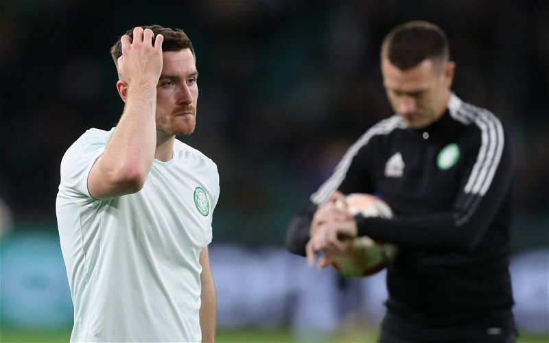 Image for Celtic fans slam Anthony Ralston after woeful display vs Aberdeen